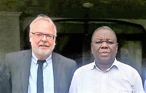 THE DEATH OF MORGAN TSVANGIRAI