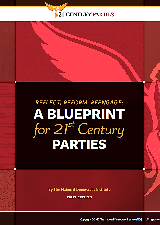 BLUEPRINT FOR POLITICAL PARTIES