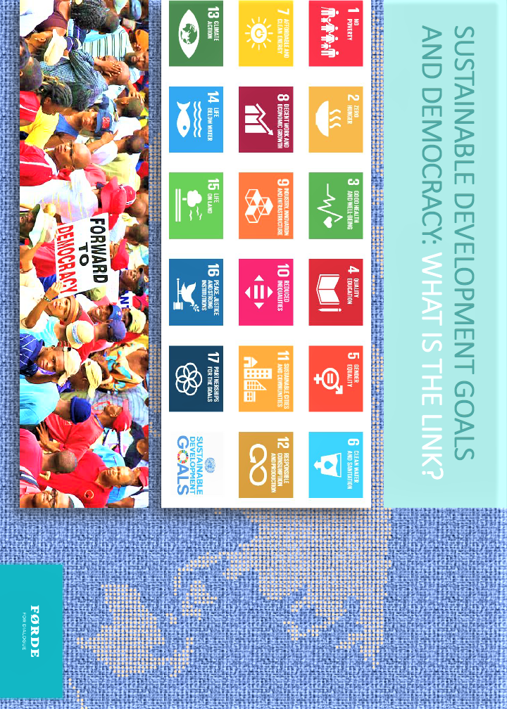 SDG'S AND GLOBAL DEMOCRACY