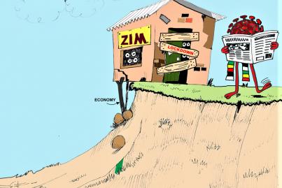 CORONA [8] – ZIMBABWE 1980 – 2020